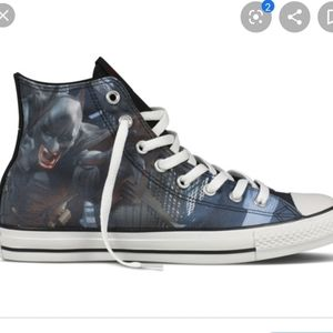 Converse x dc comics dark knight rises